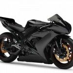Yamaha R1 -sexy, I would love to have one of these, and great on gas