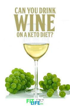 Can you drink wine on the ketogenic diet? If youre trying to lose weight on the Keto diet or a low carb diet you might be wondering how wine fits in and rather youll have to do without. Check out the answer here. Diabetic Diet Meal Plan, Diet Meal Plans To Lose Weight, Ketogenic Diet Meal Plan, Ketogenic Diet For Beginners, Healthy Diet Recipes, Keto Meal, Keto Recipes, Dinner Recipes, Key To Losing Weight