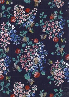 / textile print