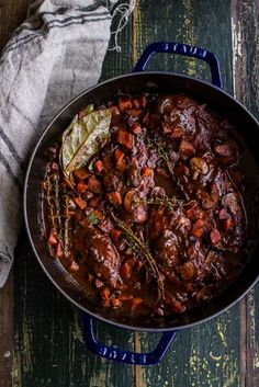 14 One-Pot Holiday Recipes to Celebrate With via Brit + Co.