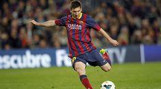 Lionel Messi - Barcelona ! http://www.footballyze.com/league/spain-la-liga_4/top-scorers