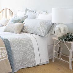 PRINTED PERCALE BED LINEN - Bed Linen - Bedroom | Zara Home Romania