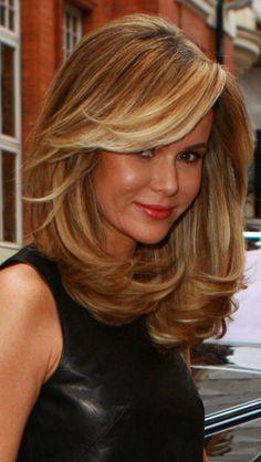 Love Amanda holdens cut & colour!!