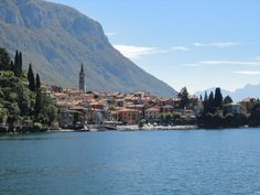 Varenna from the Lake