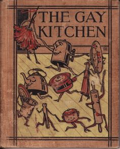 The gay kitchen must be fabulous :)