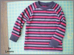 [2010/4] réalisation : 01 Papana T-shirt / babylea / Maj 13/08/2013