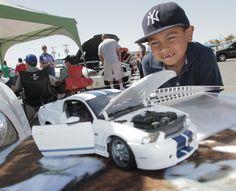 Photos: Ford and Mustang Stampede Car Show at Barnett Harley Davidson