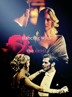 Klaus & Caroline -  The Vampire Diaries