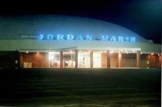 Jordan Marsh's old Framingham Store