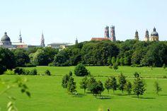 So schön ist der Englische Garten in München