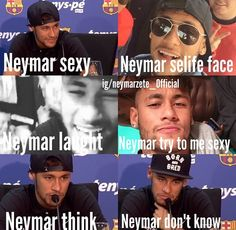 Neymar Quotes, Neymar Memes, Real Madrid, Love You Babe, My Love, Neymar Pic, Football Love, My Baby Daddy, Just A Game