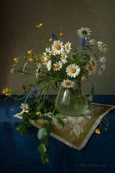 Bunch of flowers. by Elena Kolesneva on 500px