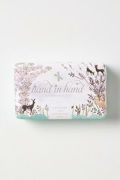 Lavender Vegan Soap #soap #soappackaging