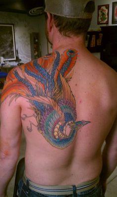 Fenix by Seventh Son Tattoo