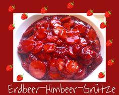 'Erdbeer-Himbeer-Grütze'