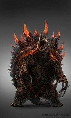 Creature i did for square-enix downloadable game 2years ago.called Gyromancer.http://dlgames.square-enix.com/gyromancer/