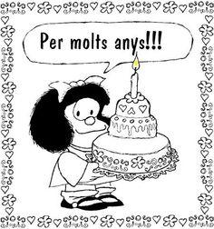 Resultado de imagen de PER MOLTS ANYS