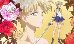 Haruka / Sailor Uranus by SM Crystal III