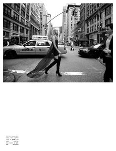 The Heather Marks by Randall Slavin Shoot for Flaunt Magazine