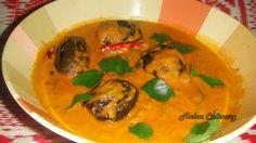 Punjabi Egg Plant Curry