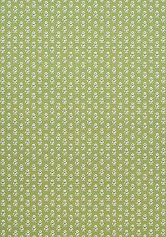 Anna French, Matching Wallpaper, Printing On Fabric, Fabrics, Bedroom, Green, Pattern, Prints, Tejidos