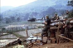 Hamburger Hill - Vietnam War
