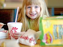 Chick-fil-A Family Night = Free Activity for the Whole Family Every Third Tuesday from 4:30 - 7:30pm at the Lincoln Highway Location =)