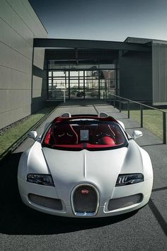 Bugatti chose the Beijing Motor Show to unveil the 'Wei Long 2012' one-off Bugatti Veyron Grand Sport.