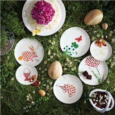 Platos para ir de picnic