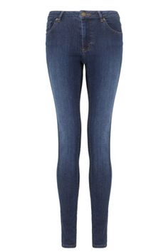 These super-skinny five pocket jeans feature Reform technology which gives you superior holding power Fashion Now, Latest Fashion Clothes, Womens Fashion, Jeans Warehouse, Holiday Wear, Super Skinny, New Outfits, Blue Denim, Skinny Jeans