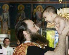 Joy in baptism