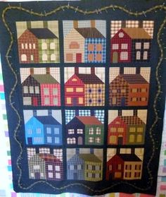 Nancie Anne Quilts: It feels Like Fall...and Home...