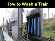 Two great ways to wash trains second one is crazy you'll go mad  DoubleTap & Tag a Friend Below     Plz Follow us - @mechanic.gram To be Featured  . Tag your love  Thank you !  . Via: @mechanical_engineer Thank you so much ! #mechanics #mechanicalwatches #mechanicalbull #mechanicsburg #mechanical #mechanicals #mechanicalmonday #mechanic #mechanicaldesign #mechanicslife #mechanicalkeyboards #mechaniclife #mechanicproblems #mechanicalmod #mechanicgirl #mechanicshop #mechanicum #mechanicsville…
