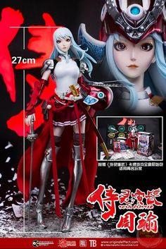 """1/6 Figure """"Soul Buster"""" – Zhou Yu"""