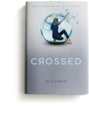 #Crossed by Ally Condie.  Sequel to #Matched, and I love both!  I love #dystopian settings and the romance of this series.