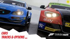 Forza Motorsport 6: Apex - Tracks, Cars & Options [Windows 10]