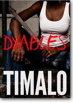Dyablès, roman en créole guadeloupéen de TiMalo