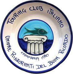 TCI / Unione Ristoranti del Buon Ricordo: Campania 1990