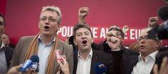 Traité budgétaire européen: les enjeux de la manifestation menée par Jean-Luc Mélenchon