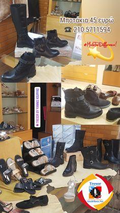 ❤Γυναικεία Υποδήματα👠 Έκθεση 👉 Λυσία 2 & Αγ.Παρασκευής 50, Περιστέρι ☎️ 210.5711594 #MakeTheDifference #TresorbyYiannisXouryas Footwear, Handmade, Hand Made, Shoe, Shoes, Zapatos, Handarbeit