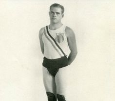 Allie Roy Morrison: Won gold medal in wrestling for the U.S. in the 1928Olympics