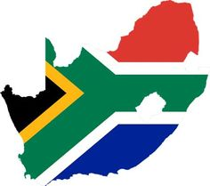 South Africa, land of my birth . One never loses ones love of this continent! I do believe that my heart still beats to the African drum! - I love my adopted country, Canada, but Africa - South Africa - still holds great emotional ties on my heart . South African Flag, South African Recipes, African States, South Africa Map, Africa Flag, Kids Cooking Activities, African Drum, Thinking Day, Our World