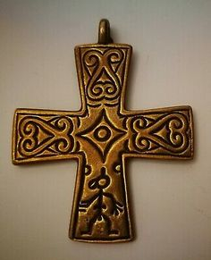 Good used condition. Bronze Ring, Thors Hammer, Silver Brooch, Cross Pendant, Finland, Antique Jewelry, Jewels, Antiques, Ebay