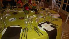 Reception Table option - classy