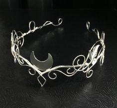 Cute Jewelry, Hair Jewelry, Jewelry Accessories, Bridal Jewelry, Bridal Accessories, Magical Jewelry, Circlet, Fantasy Dress, Fantasy Jewelry