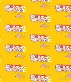 DOODLEART KIWI #stationery, #apparel #Freshstar1 #redbubblesellerandproducts #clocks #blocks #bedding #homedecorators #housewives #gifts4everyone #bulkbuyers50storewide