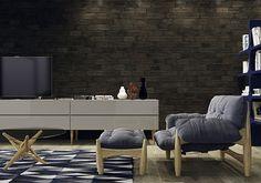Sala / Living #ceramicaportinari Produto Cerâmica Portinari, Salas, Rooms, Sala.