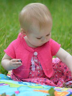 Ravelry: Papillon Bolero Knitting Pattern pattern by Tatsiana Matsiuk