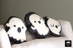 Halloween character pillows