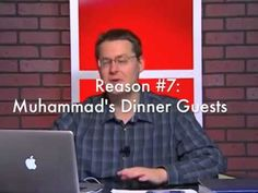Must Watch | Ten MORE Reasons Muhammad Is a False Prophet Support the great Jesus or Muhammad show of abn at https://www.abnsat.com https://www.trinitychanne...
